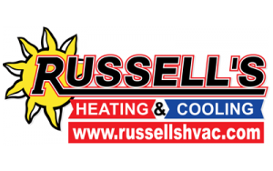russells heating and cooling logo